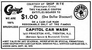 Capitol Car Wash Trenton Nj